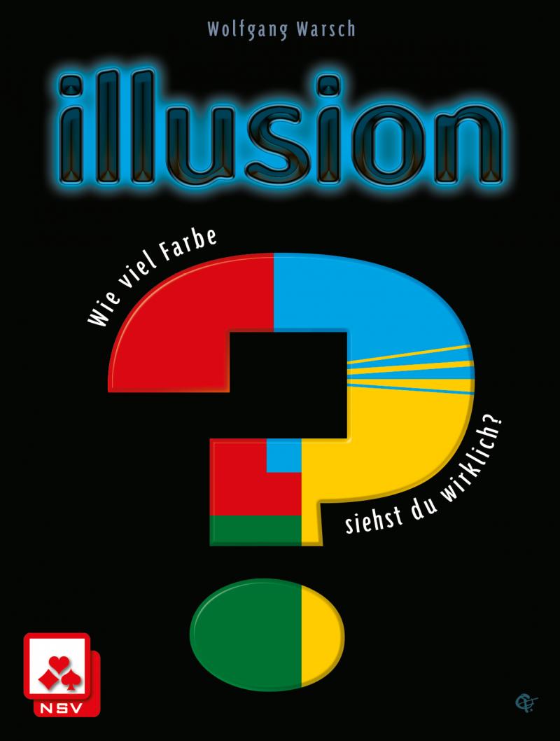 настольная игра Illusion Иллюзия
