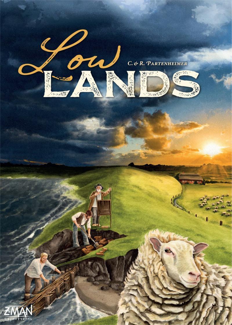 настольная игра Lowlands Низменность