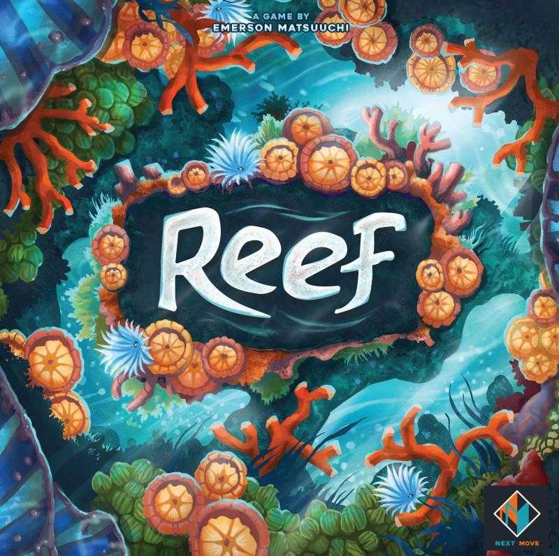 настольная игра Reef Риф