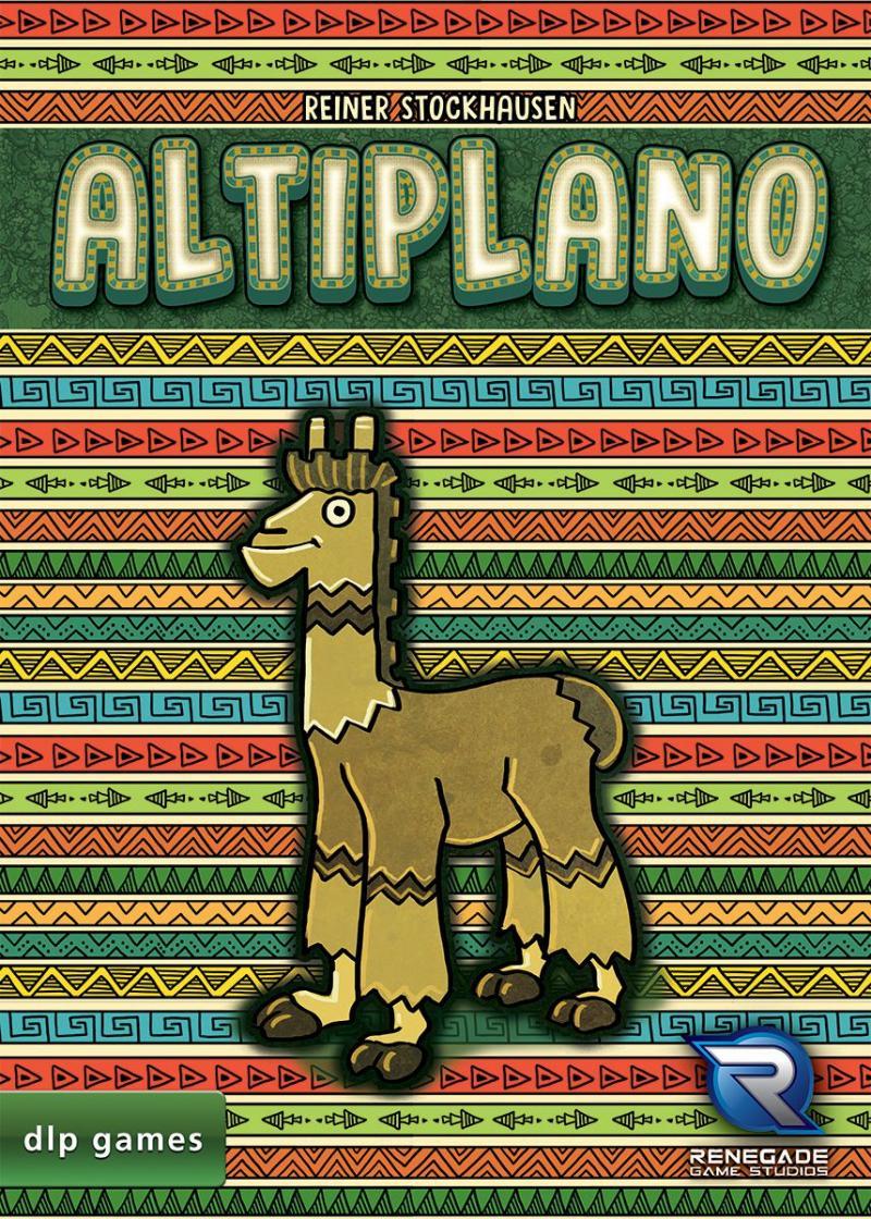 настольная игра Altiplano Альтиплано