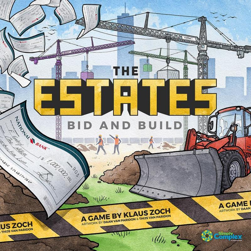 настольная игра The Estates Состояния