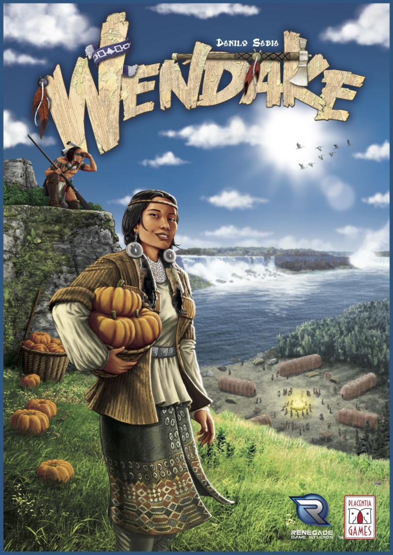 настольная игра Wendake