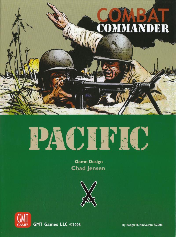 настольная игра Combat Commander: Pacific Боевой командир: Тихий океан