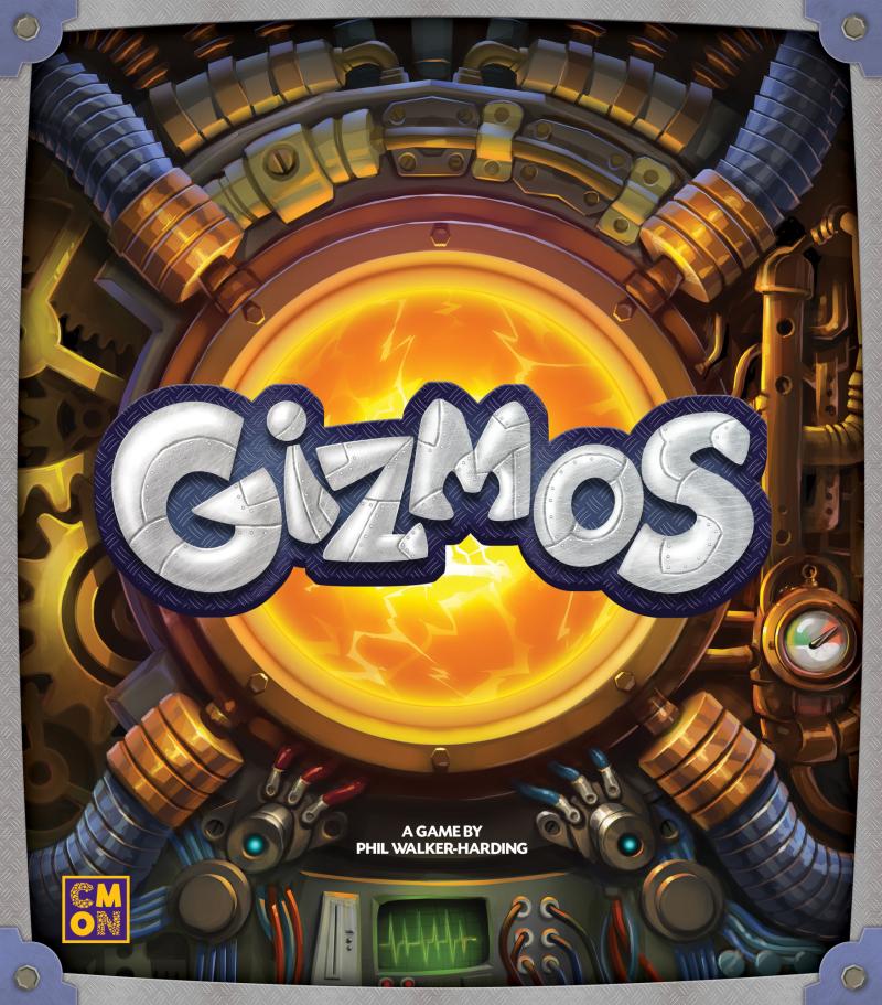 настольная игра Gizmos