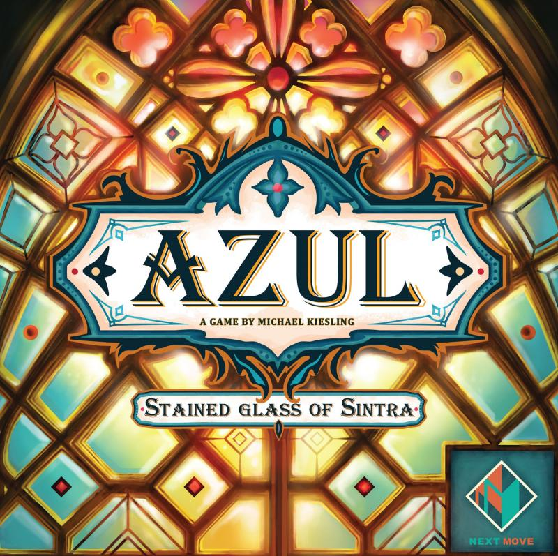 настольная игра Azul: Stained Glass of Sintra Азул: Витраж Синтры