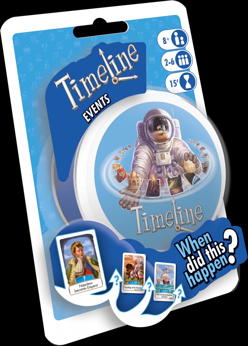настольная игра Timeline: Events Хронология: события