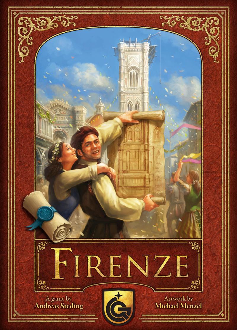 настольная игра Firenze