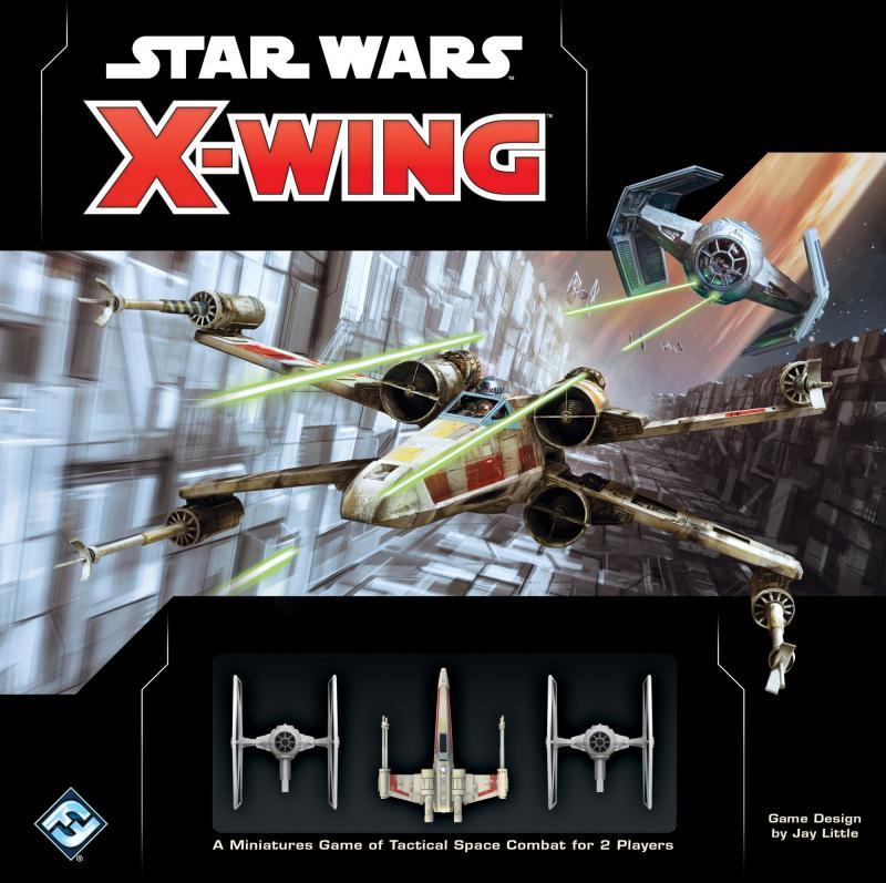 настольная игра Star Wars: X-Wing (Second Edition) Звездные войны: X-Wing (второе издание)