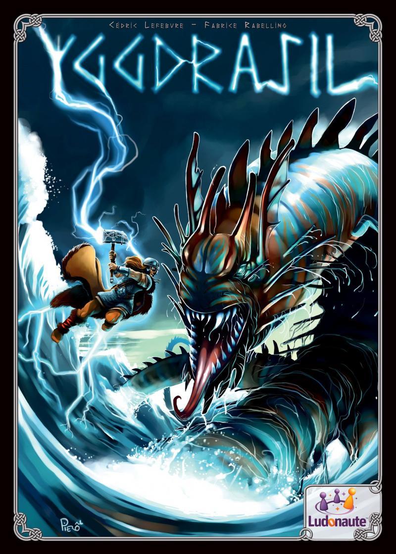настольная игра Yggdrasil Иггдрасиль