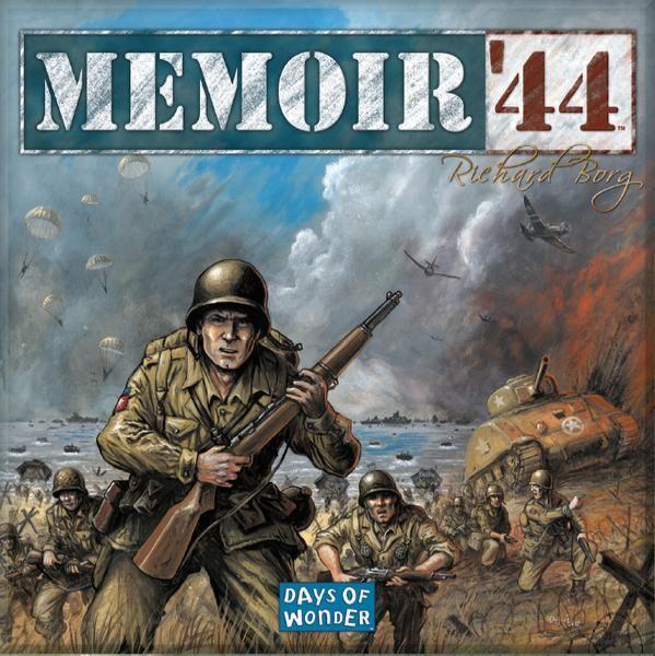 настольная игра Memoir '44 Мемуар 44 года
