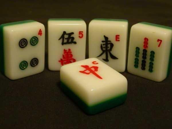настольная игра Mahjong Маджонг