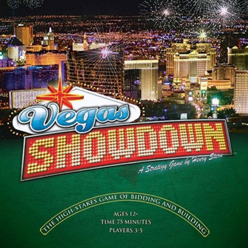 настольная игра Vegas Showdown Вегас Showdown