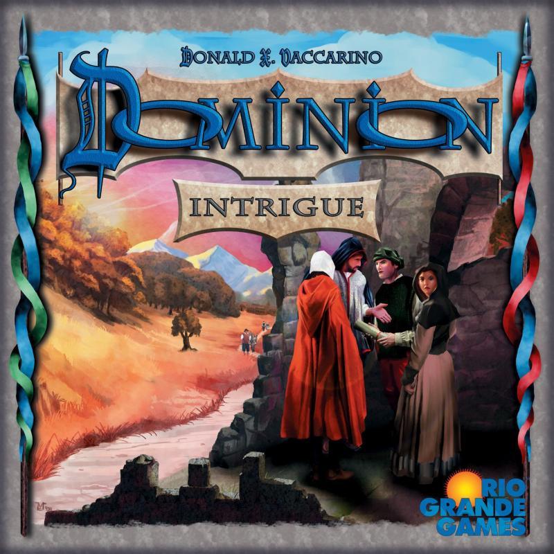 настольная игра Dominion: Intrigue Доминион: Интрига