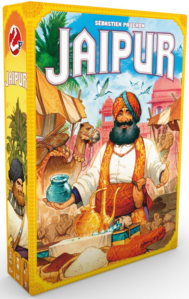 настольная игра Jaipur Джайпур