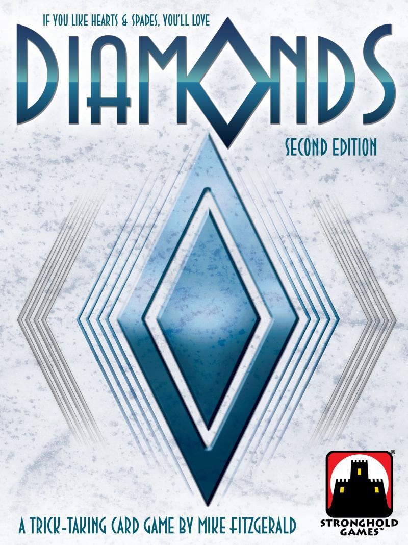 настольная игра Diamonds Бриллианты