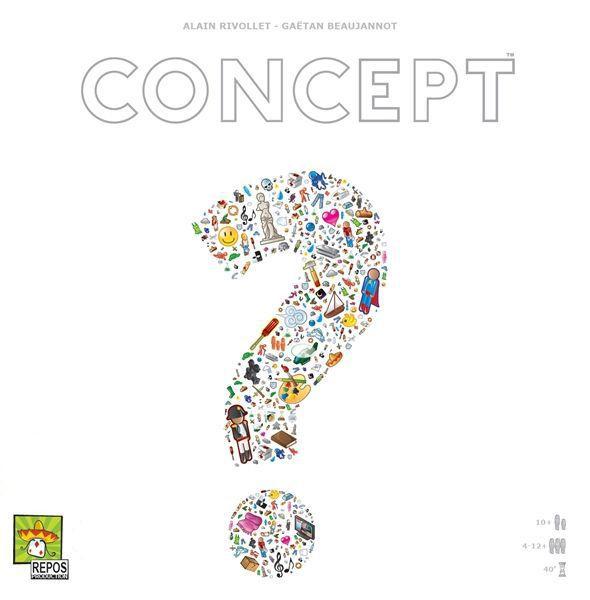 настольная игра Concept Концепция