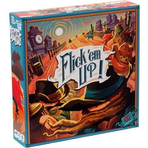 настольная игра Flick 'em Up! Flick 'Em Up!