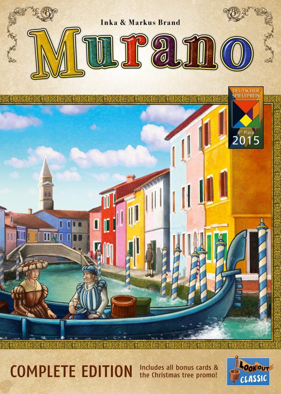 настольная игра Murano