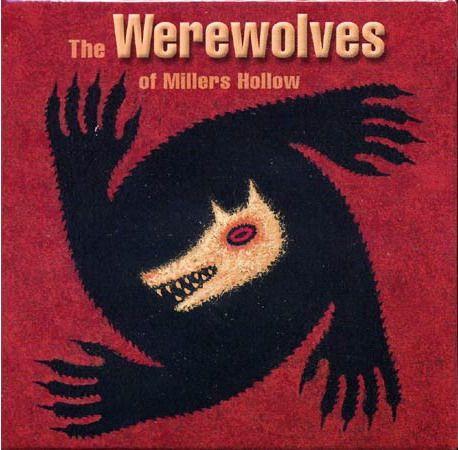 настольная игра The Werewolves of Miller's Hollow Оборотни Миллеровской лощины