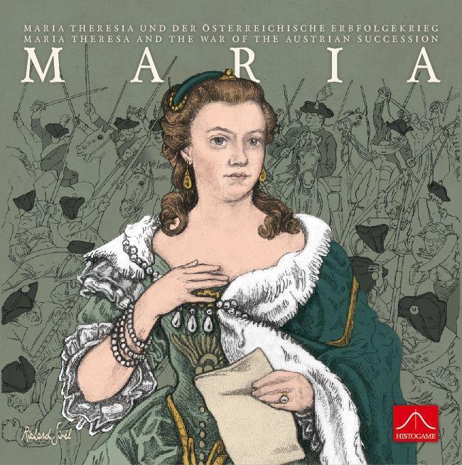 настольная игра Maria Мария