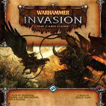 настольная игра Warhammer: Invasion Warhammer: Вторжение