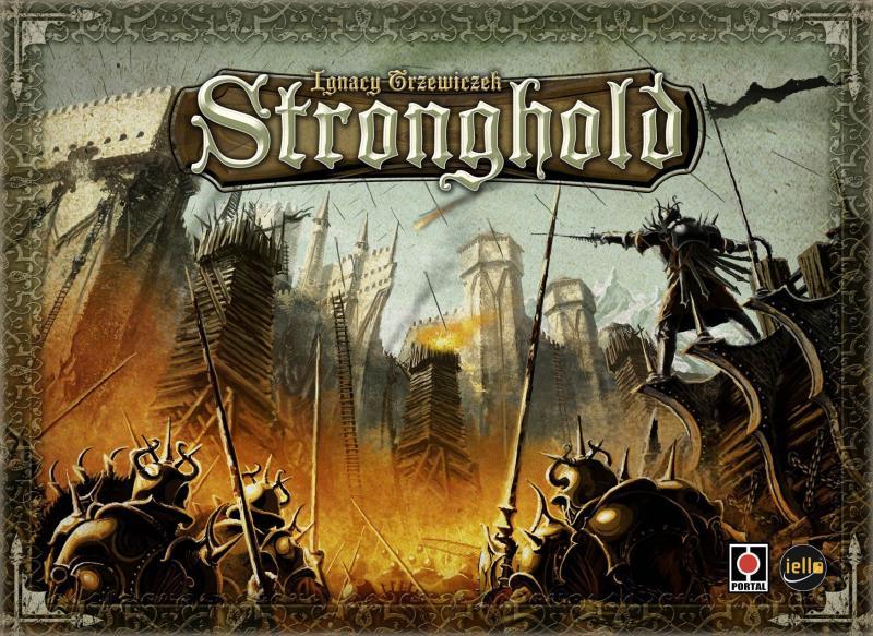 настольная игра Stronghold Цитадель
