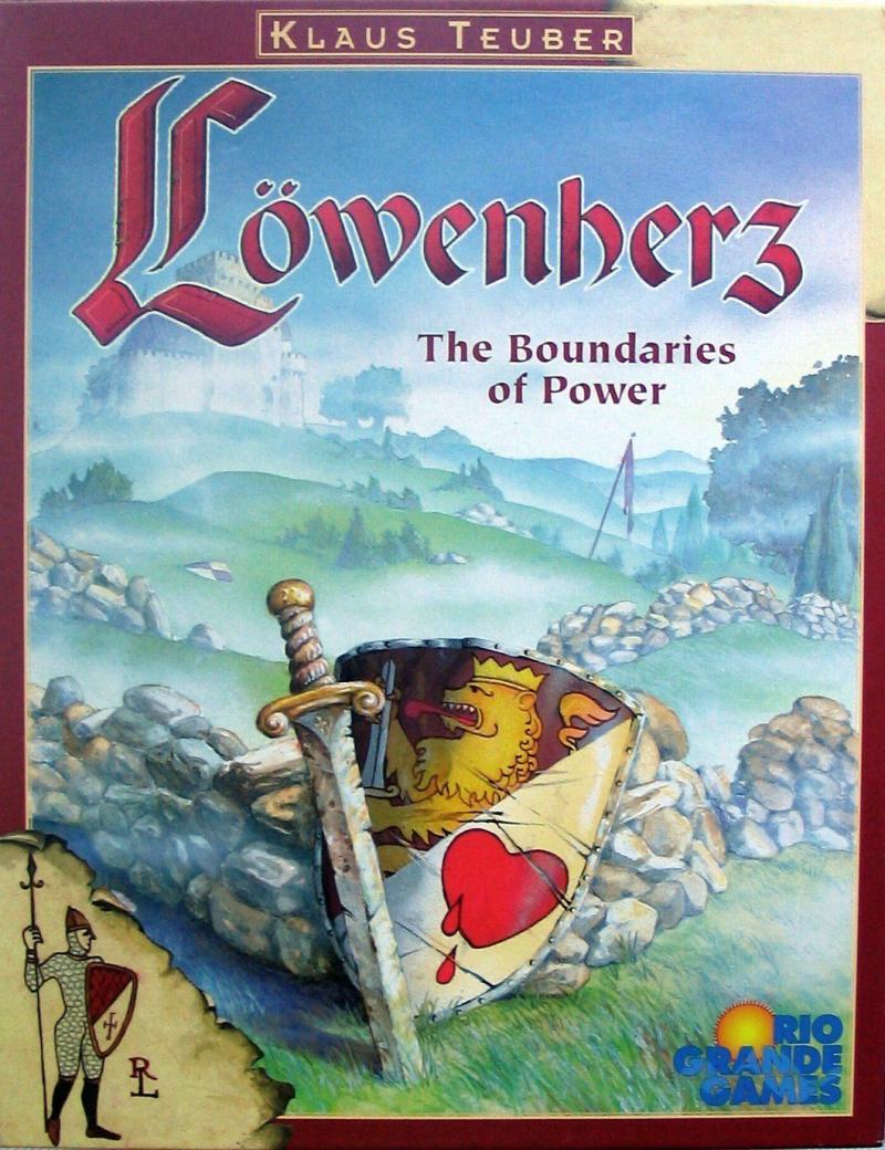 настольная игра Löwenherz