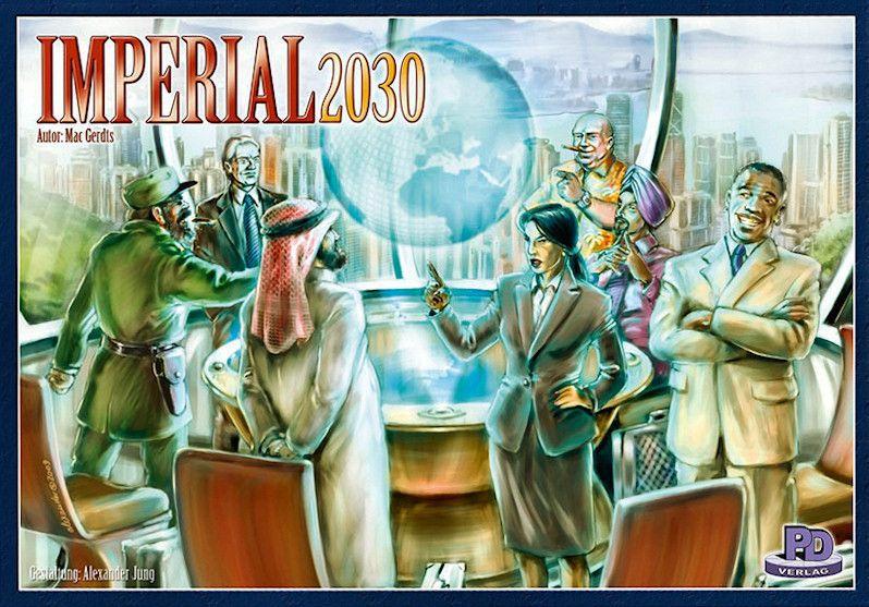 настольная игра Imperial 2030 Империал 2030