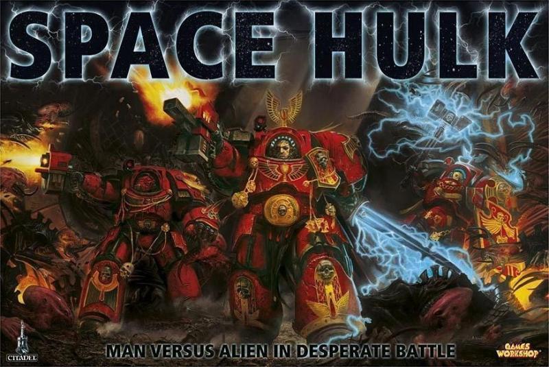 настольная игра Space Hulk (third edition) Космический Халк (третье издание)