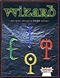 настольная игра Wizard Колдун
