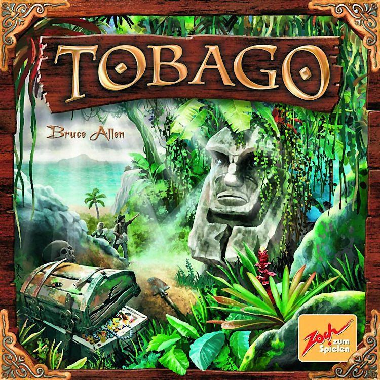 настольная игра Tobago Тобаго
