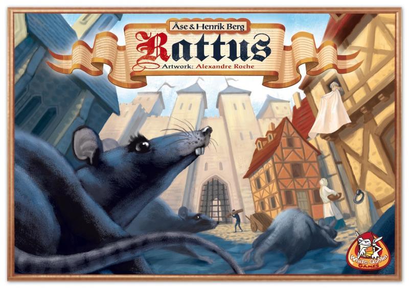 настольная игра Rattus