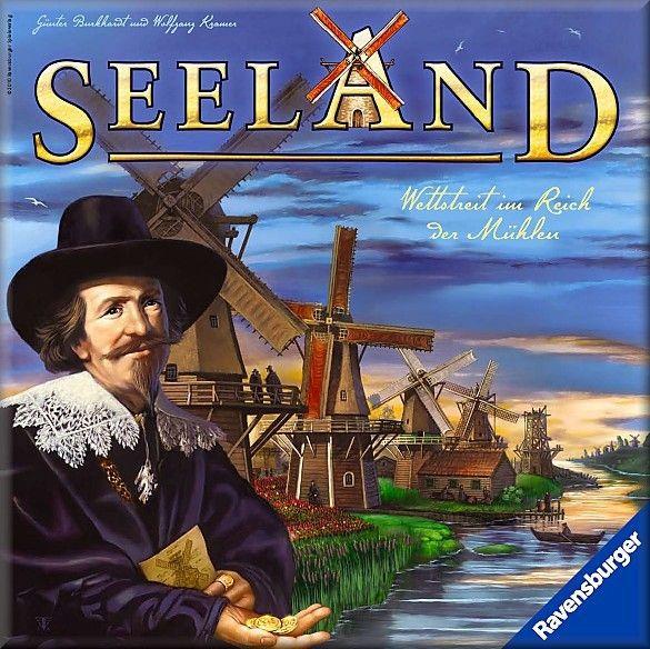 настольная игра Seeland