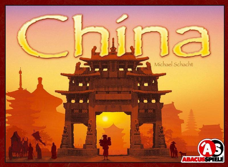 настольная игра China Китай