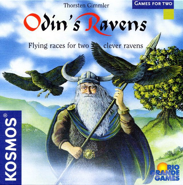 настольная игра Odin's Ravens Вороны Одина