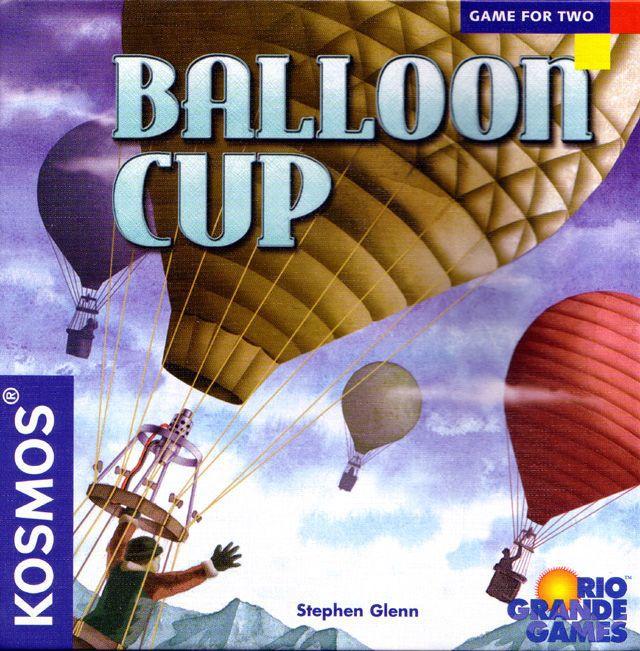 настольная игра Balloon Cup Воздушный шар