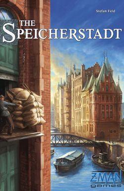 настольная игра The Speicherstadt Шпайхерштадт