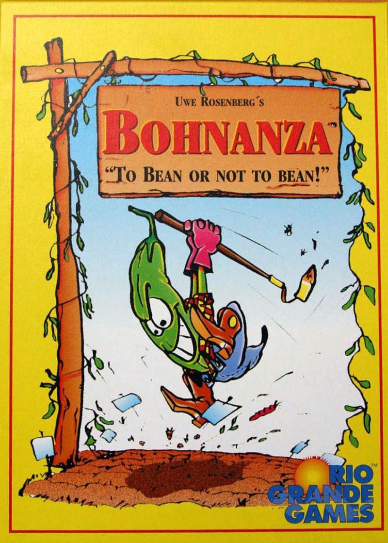 настольная игра Bohnanza