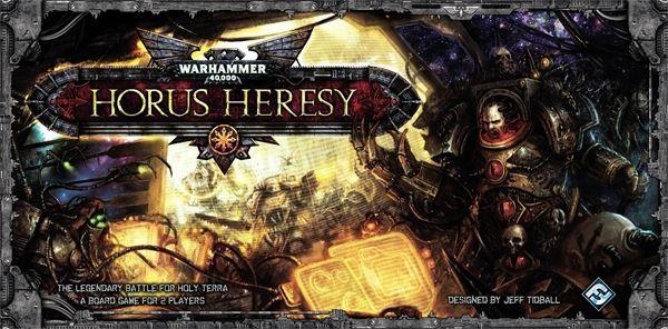 настольная игра Horus Heresy (2010) Гор Ересь (2010)