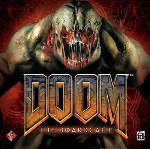 настольная игра Doom: The Boardgame Doom: настольная игра
