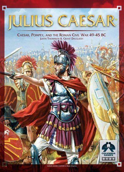 настольная игра Julius Caesar Юлий Цезарь