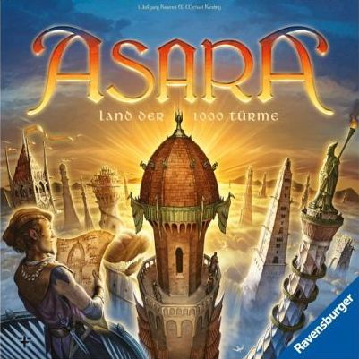 настольная игра Asara