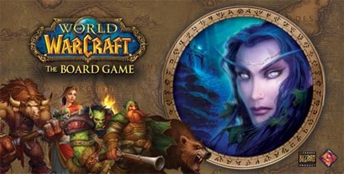 настольная игра World of Warcraft: The Boardgame World of Warcraft: настольная игра