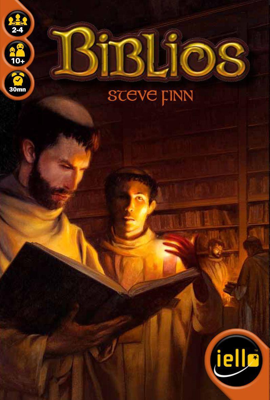 настольная игра Biblios