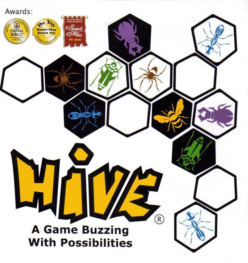 настольная игра Hive Улей