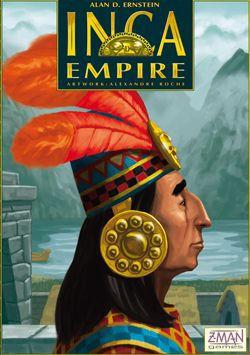 настольная игра Inca Empire Империя инков