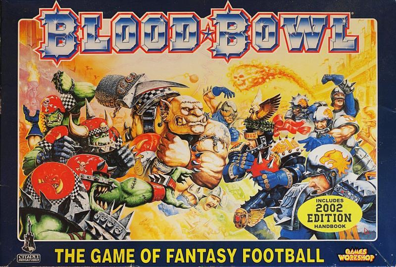 настольная игра Blood Bowl (Third Edition) Кровавая чаша (третье издание)