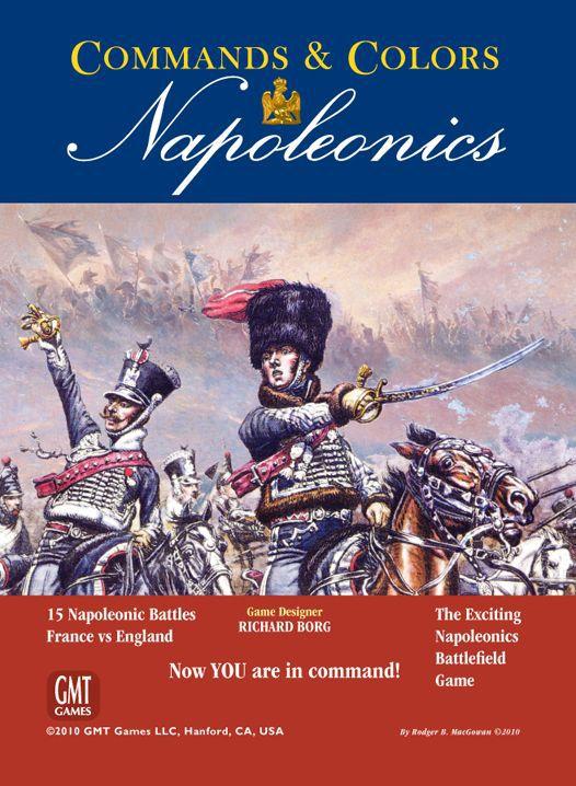 настольная игра Commands & Colors: Napoleonics Команды и цвета: Наполеоника