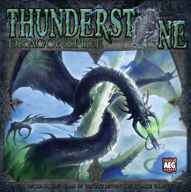 настольная игра Thunderstone: Dragonspire Громовой Камень: Драконий Шпиль