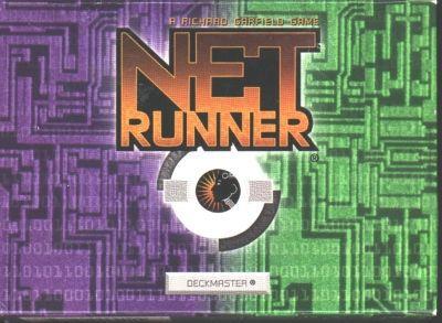 настольная игра Netrunner